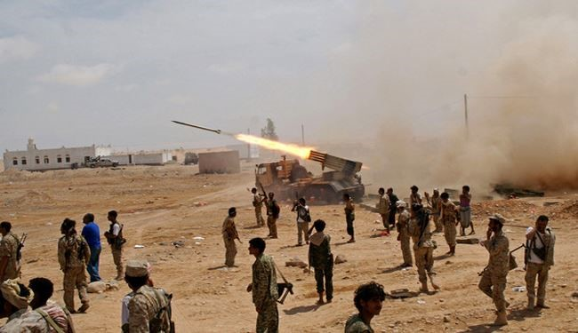 Yemeni Forces Target Saudi Military Base near Jizan