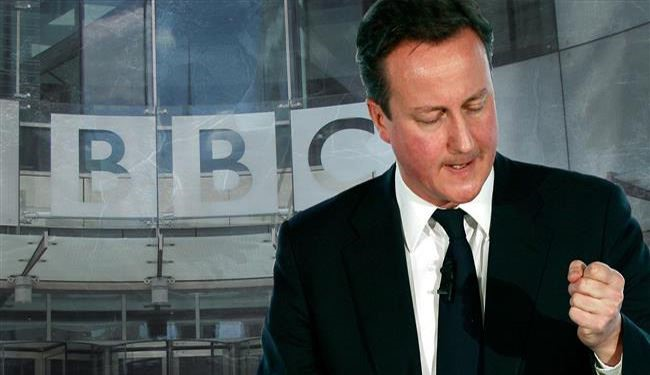 "Cameron Threatens to ""Close Down"" BBC"