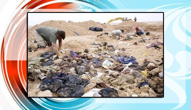Iraq Revolution Martyrs Mass Grave Found in Basra