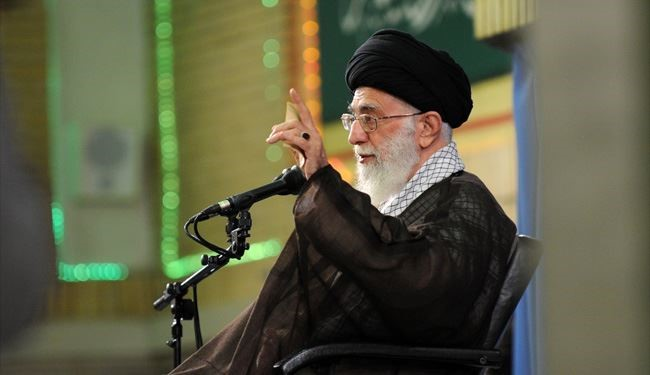 Leader: Motives behind West's Sanctions on Iran