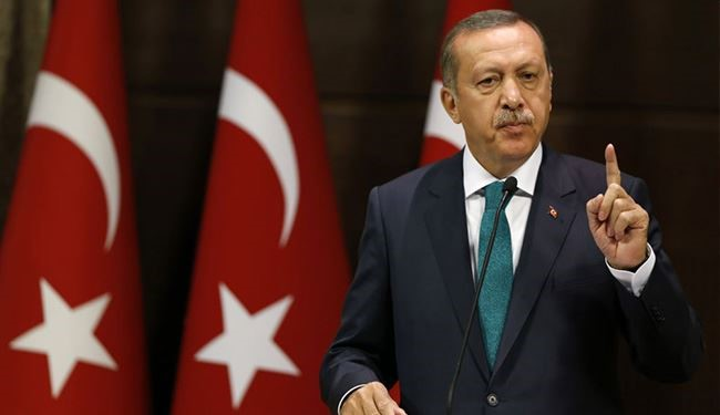 Erdogan Admits Direct Support for Terrorists in Syria