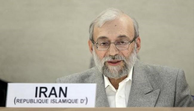 Larijani Urges UN Action to End Aggression on Yemen