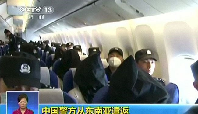 109 Uighurs Who Want to Join ISIS Deported from Thailand