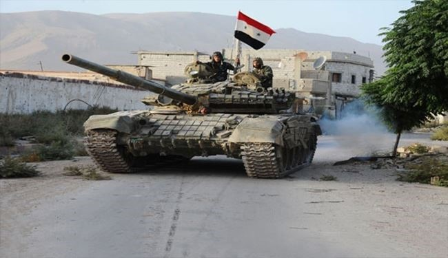 ISIL Terrorists Received Serious Blow from Syrian Army in Hasaka
