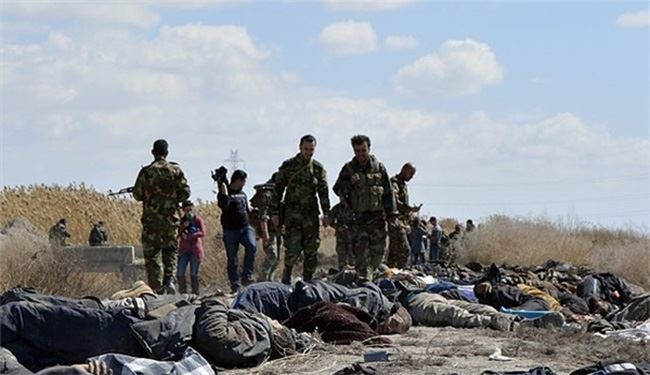 Takfiri Terrorists Killed in Idlib in Syria