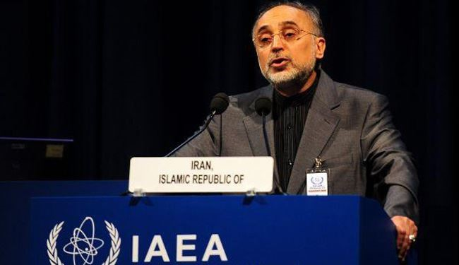 Salehi: Iran to Increase Enrichment Capacity 15 Years after JCPOA