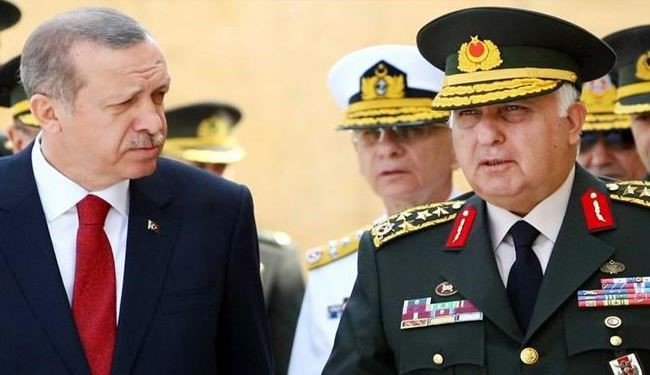 Turkey Appoints New Army Chief amid Military Campaign against ISIL, PKK