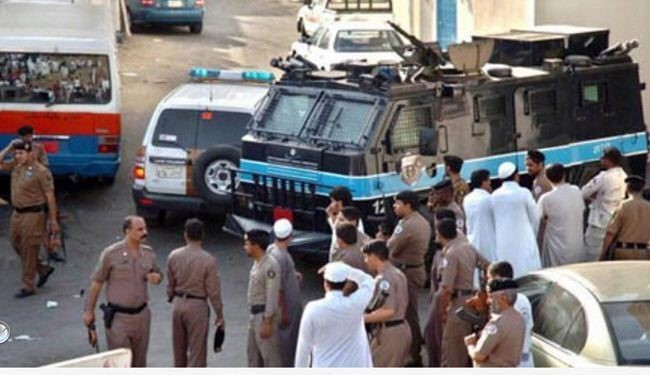 13 Killed in Attack on Police at a Mosque in Saudi Arabia