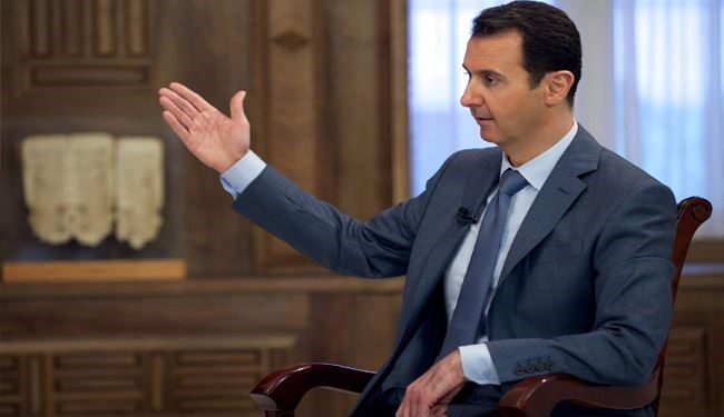 Assad Won't Bow to Supporters of Terrorism in Talks