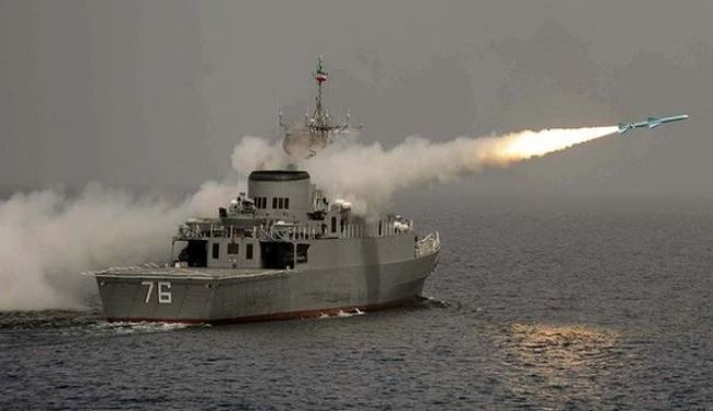 Call for Boosting Iran-Russia Naval Ties