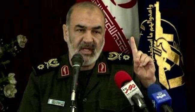 IRGC Deputy Commander: Iran Changed US Policy of Aggression