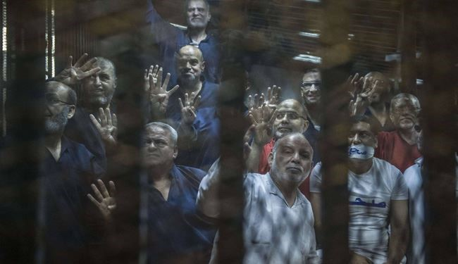 Egypt Gives Jail Terms to 74 Muslim Brotherhood Supporters
