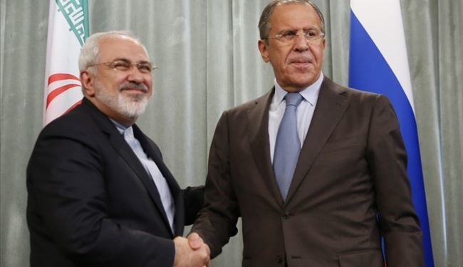 Nuclear Deal and Crisis in Syria in Top Agenda of Zarif and Lavrov Talks