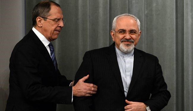 Iran, Russia Keen to Develop Ties