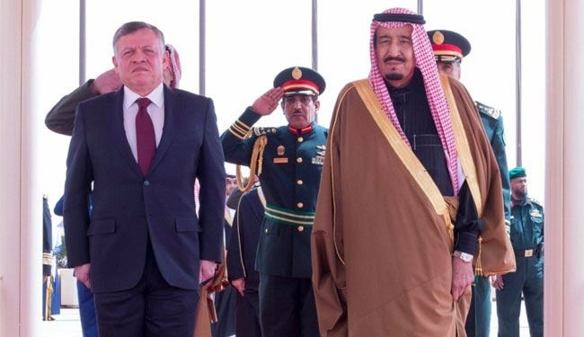Saudi's Salman and Jordan's Abdullah Meet Putin in Saint Petersburg