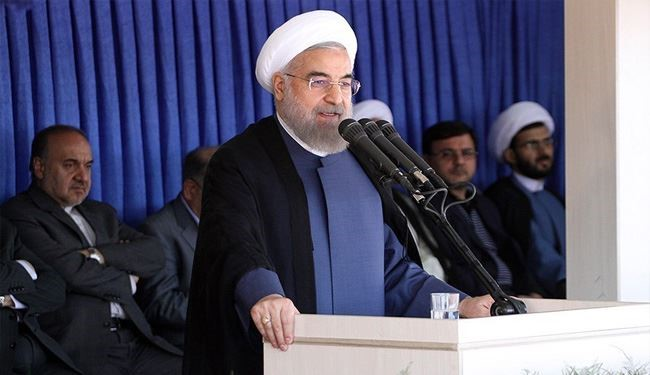 Rouhani: Shadow of War Faded Away with Iran Nuclear Deal