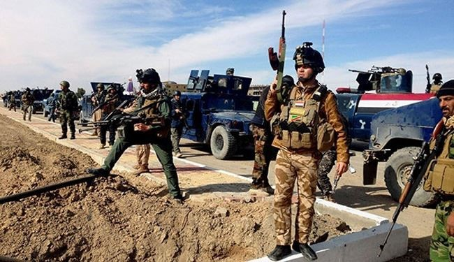 Dozens of Volunteer Forces Join Iraqi Army in Fight against ISIL in Kirkuk