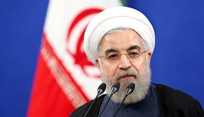 """Iran Is Known as Peace-Seeking Country"": President Rouhani"