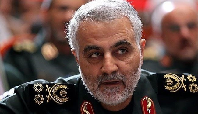 IRGC Quds Force Commander Briefs Iran's Top Clerics on Mideast Events