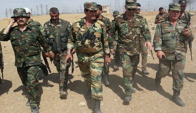 Syrian Army Foils Terrorists' Infiltration Attempt in Sweida