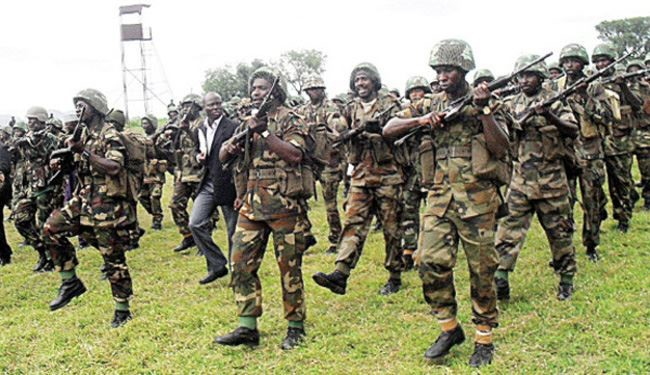 Nigerian Troops Arrest Several Boko Haram Suppliers