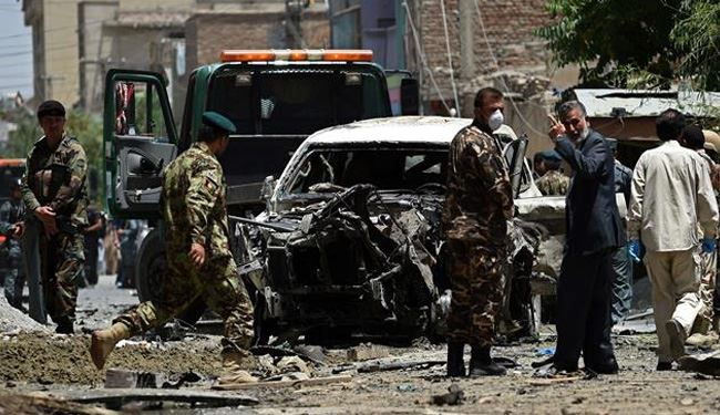 Bomb Blast Kills 2 Children, Wounds 3 in Northern Afghanistan
