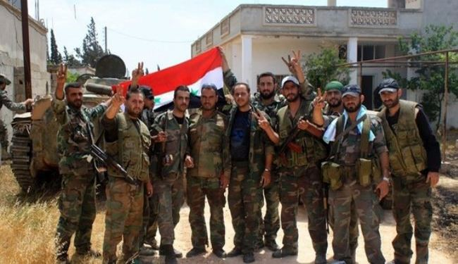 120 Takfiri Terrorists Killed across Syria in 24 Hours