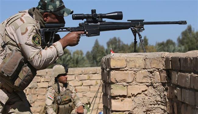 Iraqi Volunteer Forces Kill 6 ISIL Commanders in Anbar