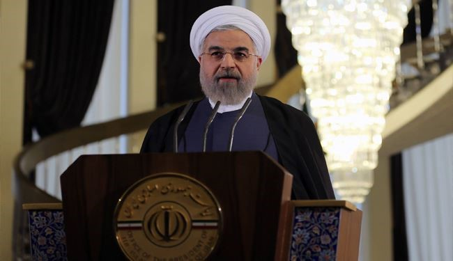 Rouhani: JCPOA Paves Way for Advances in Nuclear Technology