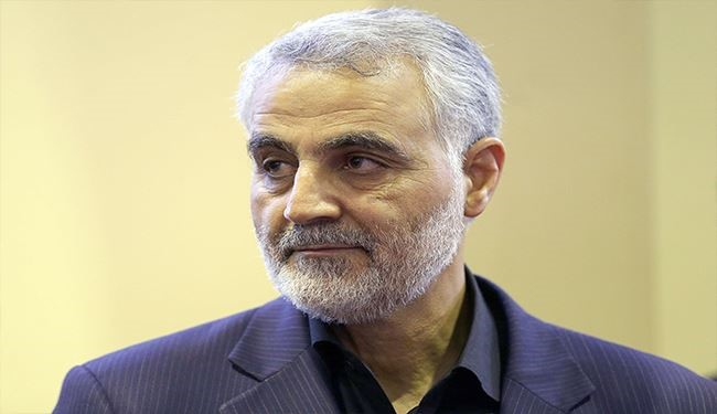US Cannot Damage Hezbollah's Strength: IRGC Quds Force Commander