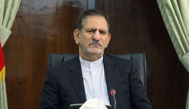 Iran's First VP: Saudi Arabia Responsible for Security of Hajj Pilgrims