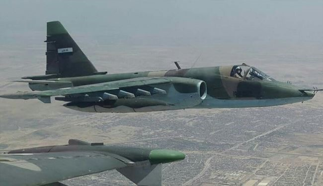Iraqi Air Force Kills 50 ISIS Members in Qayyarah Refinery