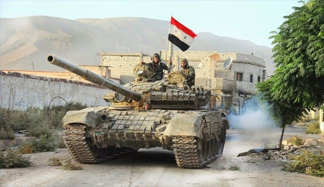 Syrian Senior Military Source Rejects Destruction of 20 Syrian Tanks in Hama