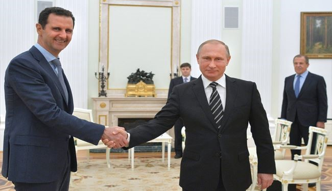 Washington Slams Moscow 'Red Carpet Welcome' for Assad