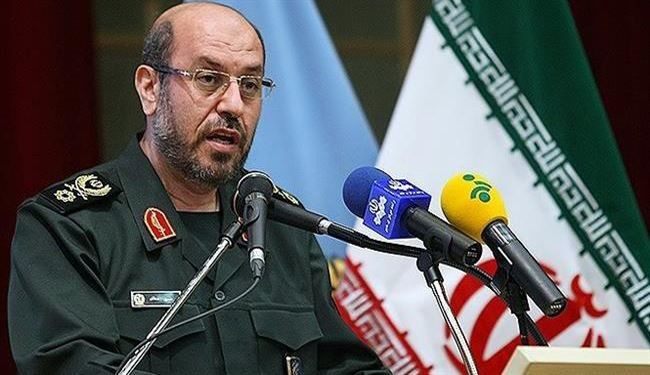 Iran Defense Minister: Iran-Russia Relation Helps Stabilizing Middle East