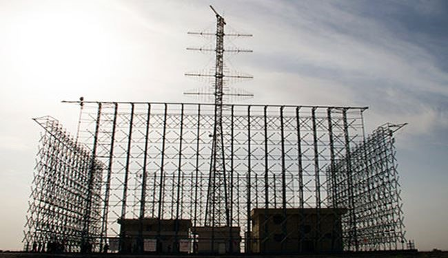 Iran Defense Ministry Unveils Long Range Multiple Target Radar System