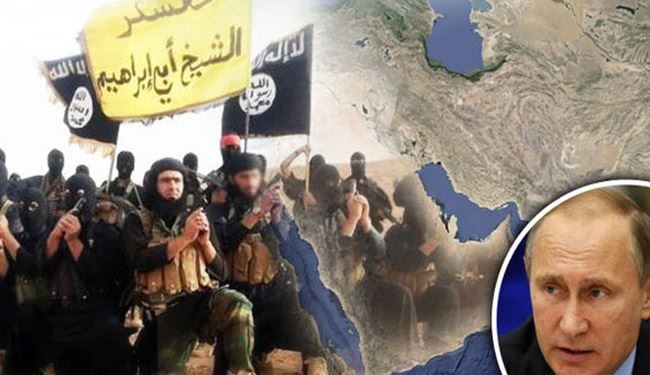 Russian Intelligence Officials Revealed ISIS Massing for Invasion of Central Asia
