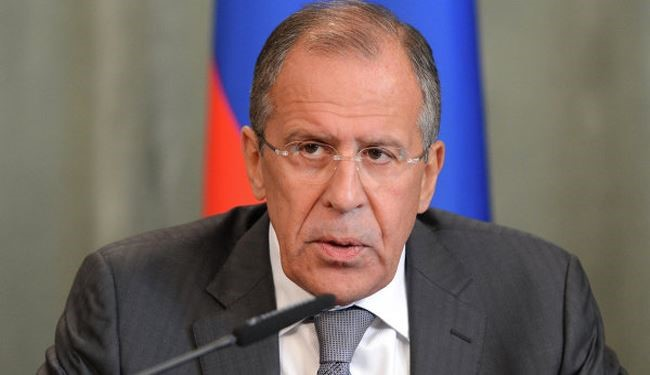 Lavrov: Paris Attacks Altered West's View toward Syria's Assad