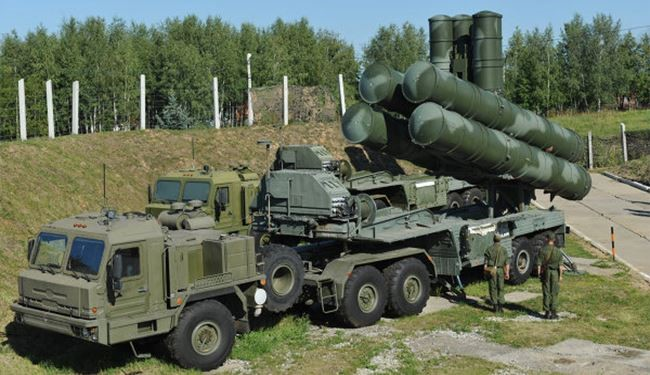 Moscow Deploys Advanced S-400 Missiles in Syria: Russian Agency