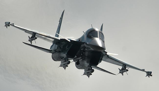 Russian Jet Entered Israel Control Zone of Golan