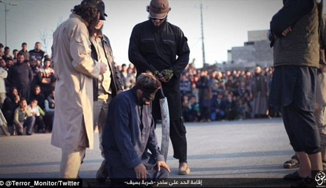 Pictured: Sorcery, Another Excuse for Latest ISIS's Beheading in Iraq