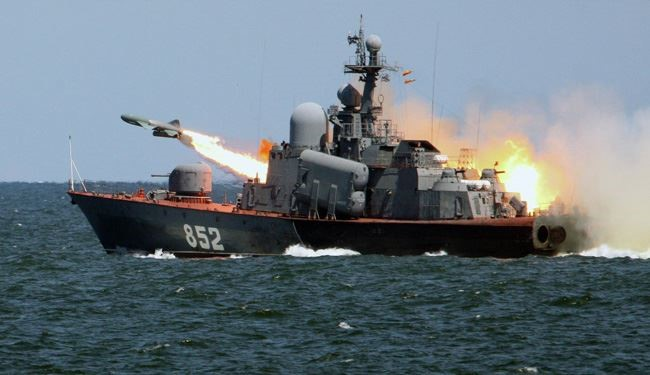 Turkey Fury over Russian Armed with Rocket Launcher on Warship