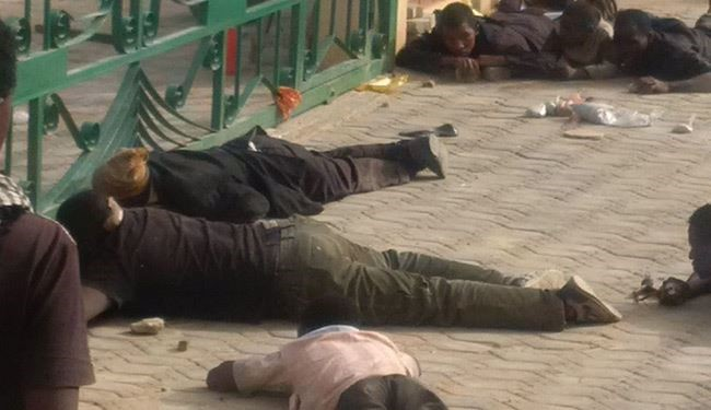PICS, Many Killed and Injured in Nigeria's Army Attack to Shiites Prayers in Zara