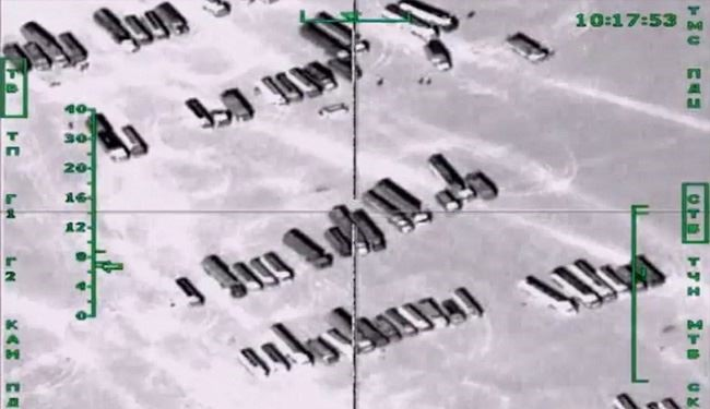 109 ISIS Oil Tankers Razed by Russian Air Force: Sources