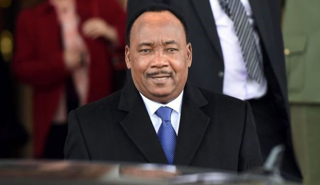 Niger's President Says Coup Plot Foiled