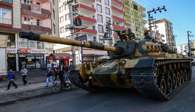 Toll 'Tops 100' as Turkey Presses Major Offensive against PKK
