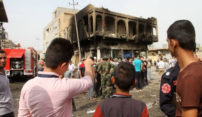 10 killed and Injured in Twin Blast in Diyala Province