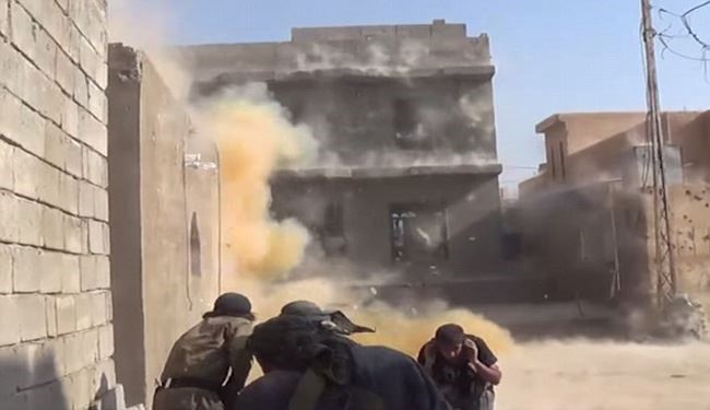Violent Clashes between ISIS Militants & Residents of Fallujah: Source