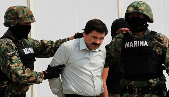 Following El Chapo's Dramatic Capture: World's Top 5 Most Wanted Fugitives