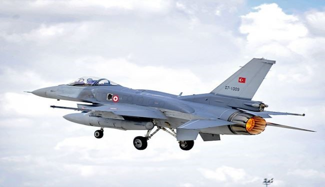 Turkish Warplanes Bombard Northern Iraq